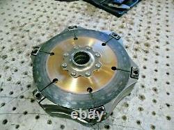 Nascar Tilton 7.25 Clutch 3 Disc Ot II Race Used Clutch 29 Spline