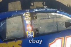 Nascar sheet metal race used