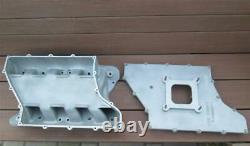 Original Bud Moore Engineering 351C Maxi Plenum Intake Manifold 351 C Crossram