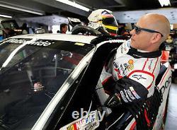 Original Race used suit Jacques Villeneuve Nascar Nationwide Penske 2012