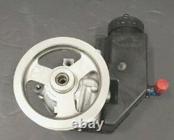 Power Steering Pump, Tank & Pulley Nascar Racing