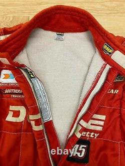 RARE VTG Nascar Kyle Adam Petty Dodge Pit Crew Team Race Issued Fire Suit Nomex