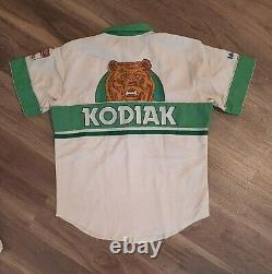 Rusty Wallace Nascar Race Used Kodiak Crew Uniform Autographed Shirt Pants