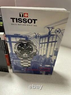 TISSOT MENS WATCH T-RACE NASCAR EDT. Brand New Battery