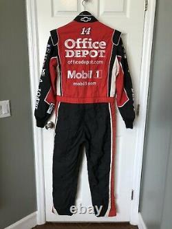 Tony Stewart Race Used Worn Drivers Fire Suit NASCAR