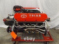 Triad Racing Technologies TRD Toyota NASCAR Camping World Truck Series Engine