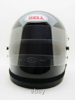 VINTAGE HELMET BELL STAR Replica Very SMALL WINDOW 500 SW Indy Nascar Racing