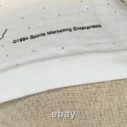VTG Mens Large All Over Print Smokin Joes Racing Camel King Hut Nascar Shirt