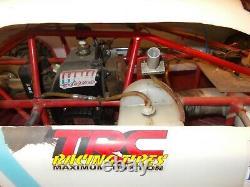 Vintage 1/4 Quarter Scale Rc Stock Car Nascar Racing Oval Track Wcm Seco