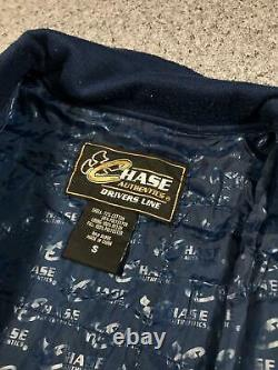 Vintage NASCAR CHASE AUTHENTICS LOWE'S Mens Racing Jacket Small USA
