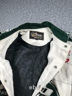 Vintage NASCAR DALE EARNHARDT #88 AMP ENERGY Mens Racing Jacket Small USA