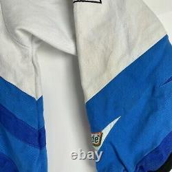Vintage Roush Racing Jacket Small Multicolor Mens Mark Martin Viagra Full Zip