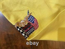 Vintage Steve Park #1 Pennzoil Racing Jacket Mens Size X Large NASCAR 2000 JH