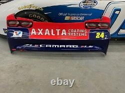 William Byron 2020 Axalta Race Used Rear Bumper Nascar Sheetmetal #24
