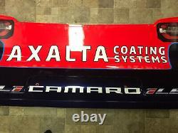 William Byron #24 2020 Axalta Race Used Rear Bumper Panel NASCAR Sheetmetal