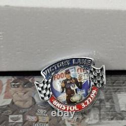 1/24 Action Kyle Busch 2009 #18 Snickers Bristol Raced Win Autographié 1 De 442