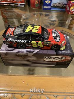 2011 Jeff Gordon Dupont Pocono Raced Win Elite. 124 Din #306 De 350