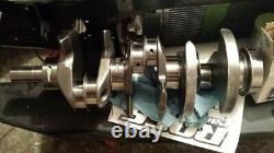 3.4-3.58 Atteinte Bryant Billet Ford Svo V6 Crankingshafts Nascar Baha Drag Racing