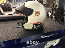 Alan Kulwicki 1989 Nascar Race Used Helmet/chaussures Combo