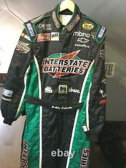 Bobby Labonte, Race Used/worn 2005 Nextel Cup, Sparco Interstate Drivers Suit