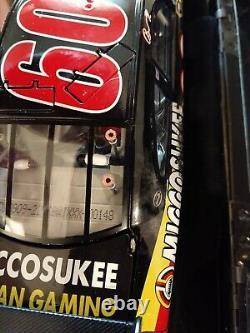Brad Keselowski Rcca Elite #09 Miccosukee Talladega Raced Win Autographié Signé