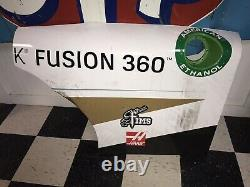 Cole Custer #00 Nascar Race Used Sheetmetal Qtr Panel Roval Playoff