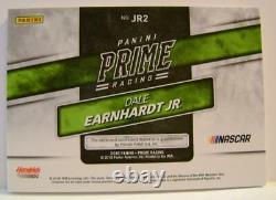 Dale Earnhardt Jr. 1 De 1 1/1 Race Used Firesuit Nascar Panini Prime Racing 2018