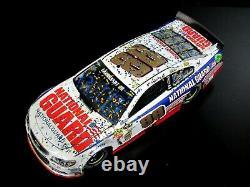 Dale Earnhardt Jr 2014 #88 Martinsville La Garde Nationale Racée Version Gagnez Elite