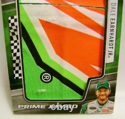Dale Earnhardt Jr # 8/8 Race Occasion Firesuit Nascar Panini Prime Jumbo Racing 2019