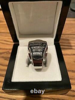 Dale Earnhardt Jr Team Publié 2014 Daytona 500 Champion Ring Nascar Race Utilisé