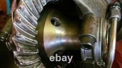 Detroit Locker H Case 31 Spline Race Used Racing Nascar 3ème Membre Partie Ford 9