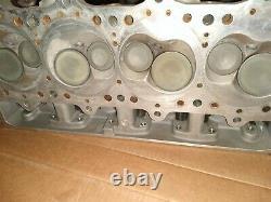 Dodge R5 P7 R5p7 Tête De Cylindre Complète Paire Nascar Arca Course De Traînée Mopar Ported