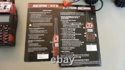 Électronique De Course Re3000 Scanner Programmable Sur L'air, Nascar Bundle