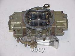 Holley HP 830 Cfm Annular Boosters Racing Carburateur Nascar Imca Ump Wissota A4