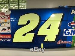 Jeff Gordon Race Nascar Utilisé Sheetmetal