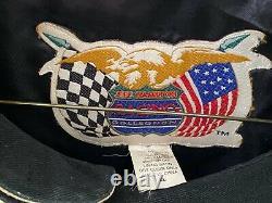 Jeff Hamilton Dale Earnhardt Sr Nascar Veste De Course Coat Sz XL Goodwrench Noir