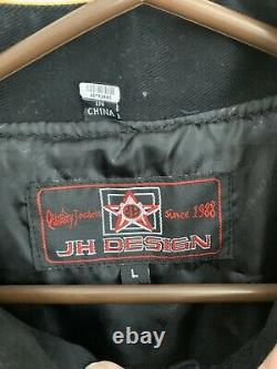 Jh Design M&m's Mens Size Grande Veste De Course Nascar Elliott Sadler #38