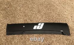 Jimmie Johnson 2020 Jj Ally Name Rail Nascar Race Used Sheetmetal Panel