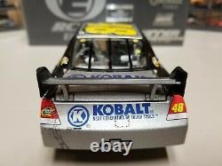 Jimmie Johnson #48 Kobalt Outils Indy Raced Win 2009 Impala Rcca Elite 124