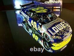 Jimmie Johnson #48 Lowe's 4x Champion Homestead Raced 2009 Chevrolet Impala Cot