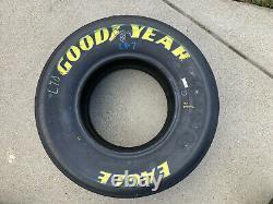 Jimmie Johnson #48 Nascar Race Used Goodyear Tire-final Season-texas Race
