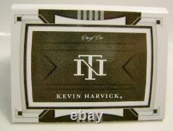 Kevin Harvick 1/1 Outback Auto Relic Book Nascar Panini Trésors Nationaux 2020