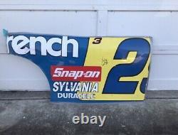 Kevin Harvick 2004 Rcr 35e Anniversaire Goodwrench Nascar Race De Feuille De Métal Usagé