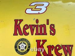 Kevin Harvick 2010 Shell #29 Nascar Race Used Sheetmetal Rear Qtr / Panneau De Porte