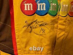 Kyle Busch Autographed Jeu De Tir 2012 Utilisé Pour La Course