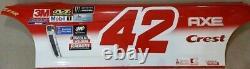 Kyle Larson Chip Cible Ganassi 42 Racing Driver Panneau De Porte Latérale Non Feuille Métal
