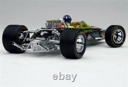 Lotus Racer Hot Rod 1960s Vintage Sports Race Car Formule 1 18 Gp F1 Indy 500