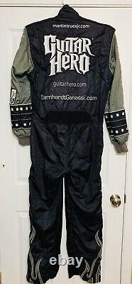 Martin Truex Jr Guitar Hero Driver Firesuit Nascar Sfi Nomex Earnhardt Race Utilisé