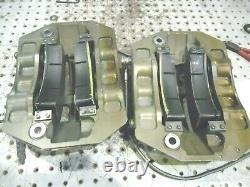 Nascar Ap 6 Piston 5890-4som/5som Avec De Nouvelles Lignes Pads Serviced Race Ready