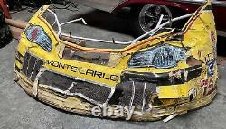 Nascar Race Used Feuilletmetal Steve Park Dei Richmond 2002 #1 Dale Earnhardt Inc